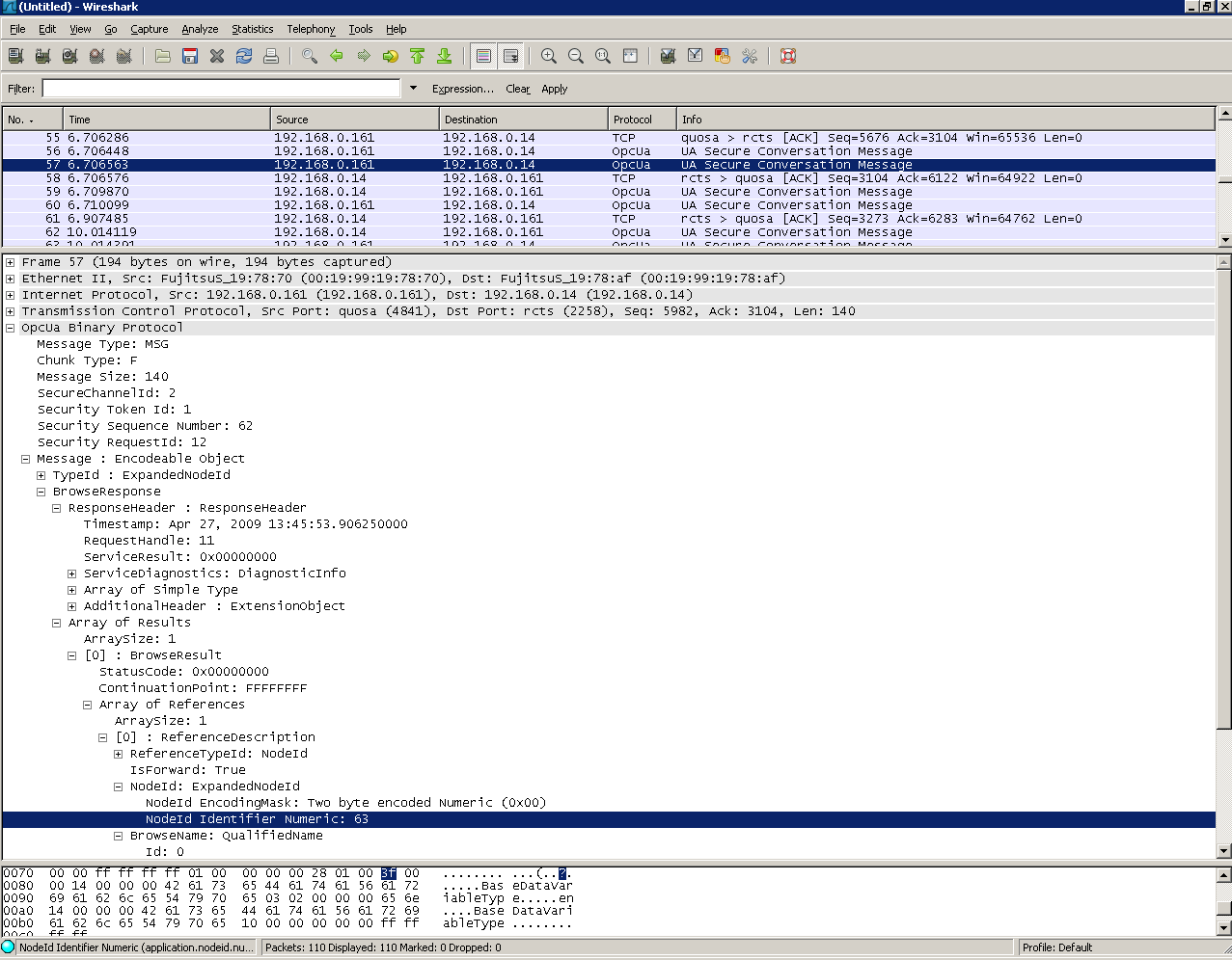 wireshark network protocol analyzer information technology essay As a reference network packet analyzer tool, wireshark lets analysts see   information technology (it) infrastructure functions the way it should.